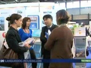 Reportage France 3 - BIO-UV participe à l'édition 2012 du salon Hydrogaïa
