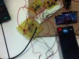ISS : Intelligent Solar Solution (suiveur pour panneau photovoltaïque) - domotique - PPE 2012