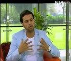 Hazim Faris - DUBAI tv. Academic study of Music