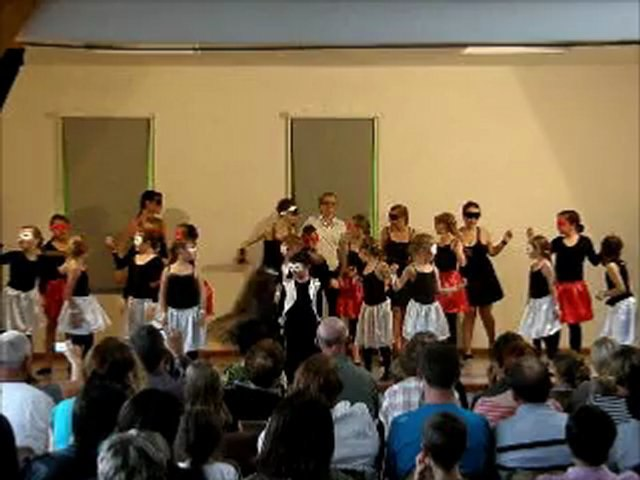 Saint Martin Sur Ecaillon, 10 juin 2012, 1er gala de danse organisé par Fit dance - 2ème partie (1/2)