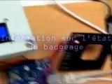Ecard Reader Hardware : badgeuses pour l'ECE paris école d'ingénieurs - PPE 2012