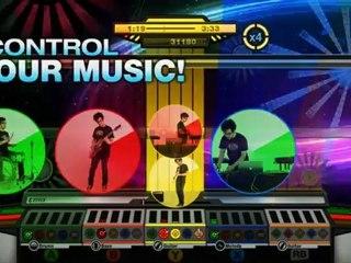 Controle la musique ! de Jam Music Live Arcade