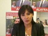 """Anne Hidalgo : """"Gilles Alayrac serait un député exceptionnel pour le 15e"""""""