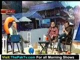 Aaj Subh with Ali Salman - 13th June 2012 Part 2