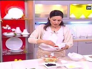 Recettes De Salades Mixtes Aux Fruits Et Légume