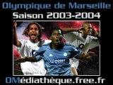 OM Saison 2003-2004