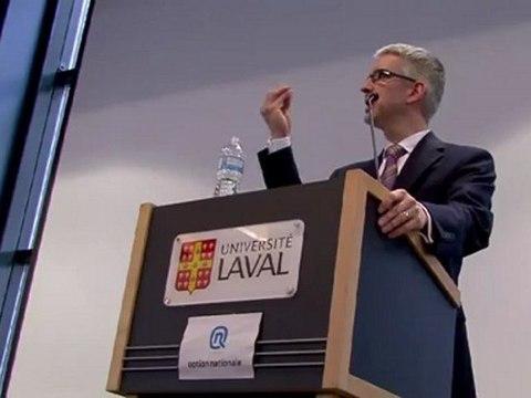 Nationalisation des ressources naturelles - Jean-Martin Aussant