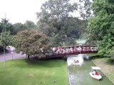A1-DSH Textproduktion Blick in den Stadtgarten Boote