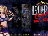 """Lollipop Chainsaw - Musique """"Boss 1 All Phases"""" (Remix Olex '12) (PS3-360) (HD)"""
