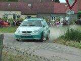 Rallye Mouzon-Frézelle 2012 - TeddyStique/Tony Stique