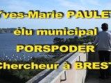 Jean-Luc Bleunven - Vidéo de soutien de Yves-Marie Paulet, élu à Porspoder et chercheur à Brest