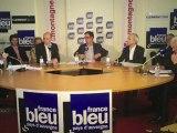 Débat Legislatives 2012 - Gerard Charasse (PR) face à Claude Malhuret (UMP) pour la circoncscription de vichy