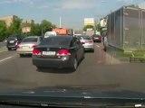 Compilation des graves accidents de voitures (2012)