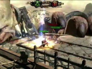 Multiplayer Trailer de God of War : Ascension