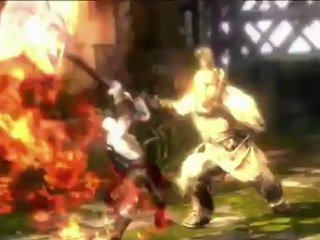 Single-Player Trailer de God of War : Ascension
