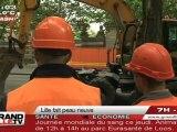 Travaux à Lille : Les commerçants tombent des nues !