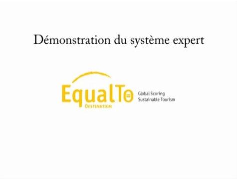 Démonstration du système expert Equalto