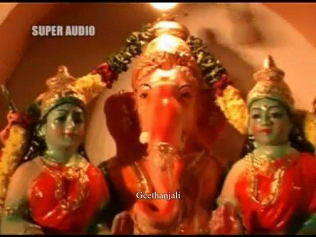 Vinyaka — Dukha Naashaka Sri Ganesha Stothram — Sanskrit