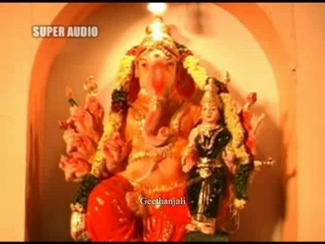 Vinayak — Sri Vishwathaarathanthra Ganesha Kavacham — Sanskrit