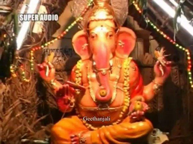Vinayak — Sri Ganesha Pancharathnam — Sanskrit