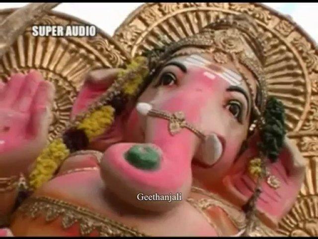 Vinayak — Sri Ganapathi Prathasmaranam — Sanskrit