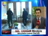 Abdullah Gül Recep Tayyip Erdoğan buluşması - 14 haziran 2012