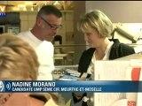 "Nadine Morano sur BFMTV: ""Je déposerai plainte contre Mr Dahan"""