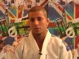 Sofiane Milous(-60kg) : En route pour Londres 2012 /Judo