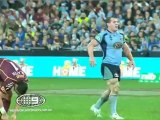 NSW v QLD State of Origin Game 2 (first half) NRL