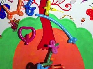 Balloon Art: come realizzare un cagnolino con i palloncini modellabili
