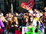 Justin Bieber Performs at Today Show and Girls Go Crazy