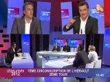 Législatives 2012 : D'Ettore / Denaja / Jamet , le débat (1/2)