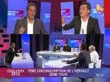 Législatives 2012 : D'Ettore / Denaja / Jamet , le débat (2/2)