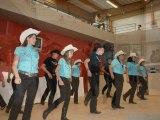 Démo Rambouillet 10 juin 2012  -  COWBOY  HAT  DANCERS