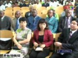 L'institut chinois Confucius ouvre ses portes à l'université Marien Ngouabi