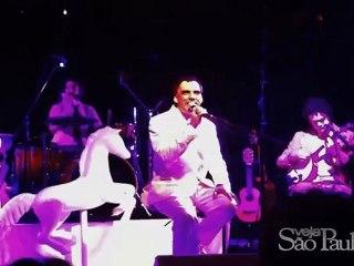 "Arnaldo Antunes canta ""Alma"" no Sesc Belenzinho"