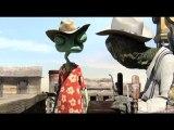 Johnny Depp talks 'Rango'