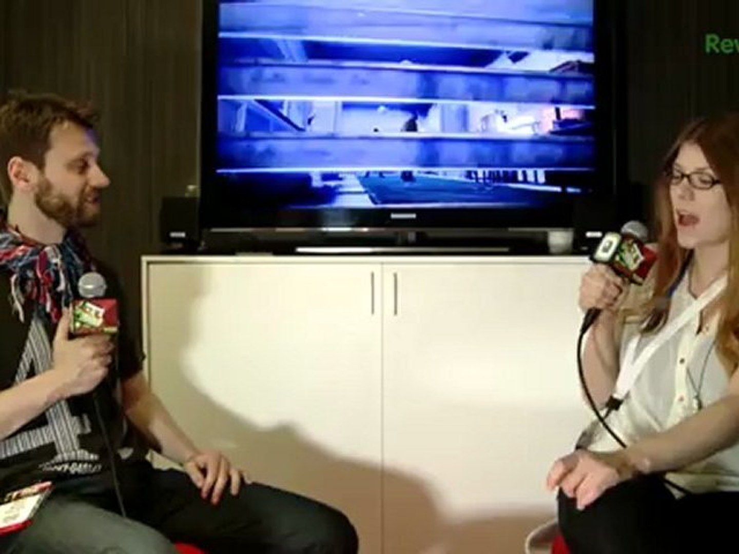 Hitman Absolution Interview: Talking Art Direction, Level Design, and SEXY SEXY NUNS at E3 2012 - De