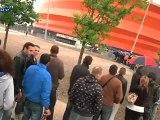 Dieudonné: 2000 spectateurs, 30 manifestants