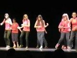 gala k-danse 2012 break hip/hop Montfort Sur Meu Salle du Confluant