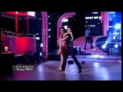 """""""DANCING WITH THE STARS"""" III-ELVANA GJATA ESHTE FITUESJA E NJE APARTAMENTI NE TIRANE"""