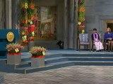 Suu Kyi appelle à la réconciliation dans son discours du Nobel