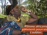 """Femme Africaine I love you"" Ledoux paradis ""Télé SPI"""