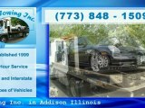 Towing in Addison IL (773) 848-1509 Vehicle Towing Service