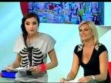 """01/06/12 Vero TV Prove: Marghe conduce il programma """"Chiacchiere"""" (reg. 29-05)"""