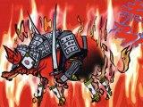 Okami [10] : les Guerriers Canins [part 3] et Casque Ardent