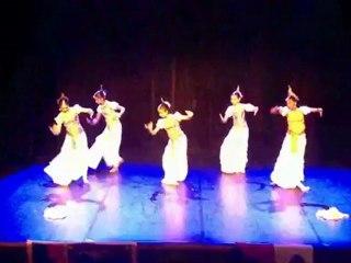 [juin 2012] පූජා - danse pūjā - danse de l'offrande
