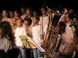 la nuit classe orchestre CM2 Saint-Malo