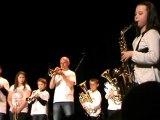 Oh When The Saints classe orchestre saint-Malo
