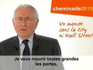 Jeunesse / clip officiel présidentiel Cheminade 2012